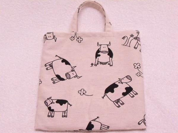Freundebuch Tasche & Büchertasche - Kühe