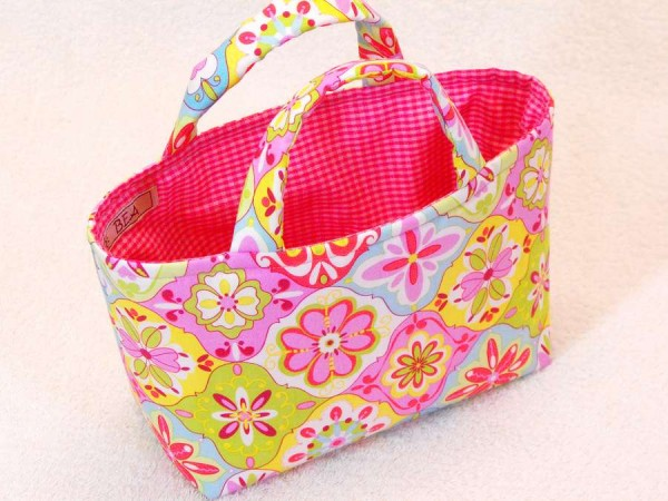 Kinder Shopper Pink