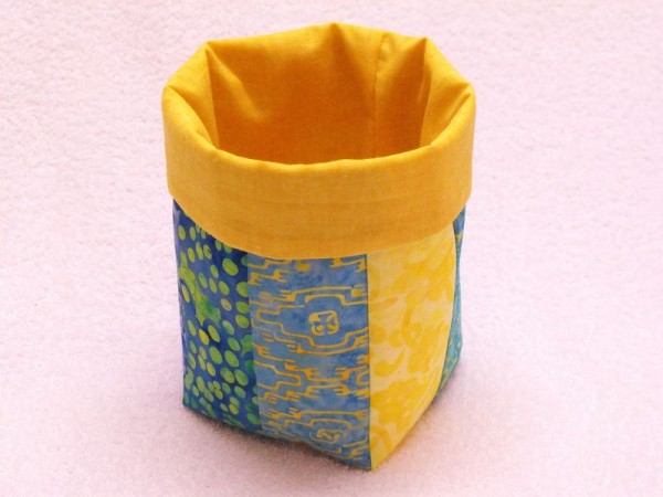 Utensilo gelb - blau