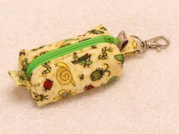 Mini-Tasche mit Tier Motiven