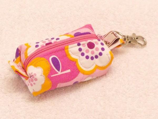 Mini-Tasche in pastell Farben