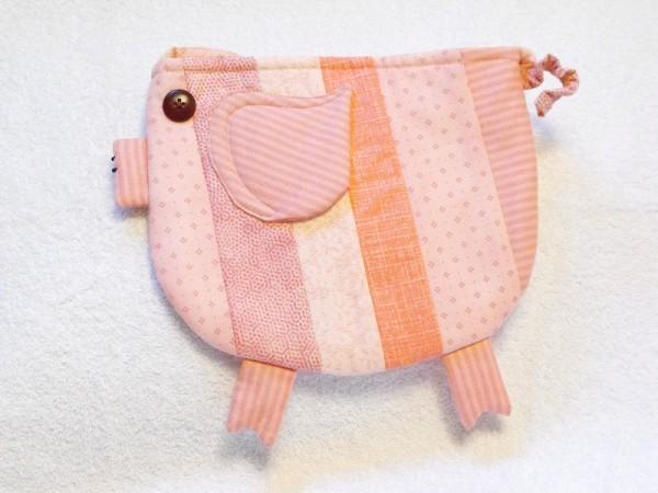 Kindergartentasche Schweinchen Design