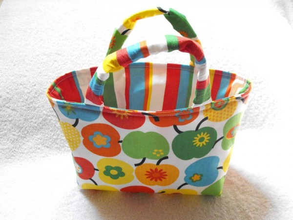 Kindertasche - Retro Shopper