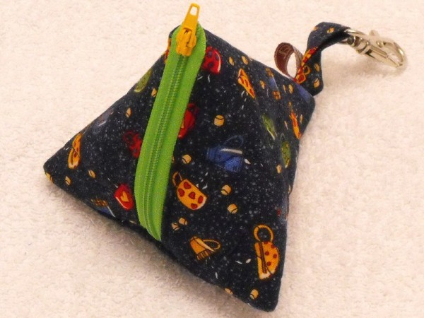 Mini-Tasche Luna grün