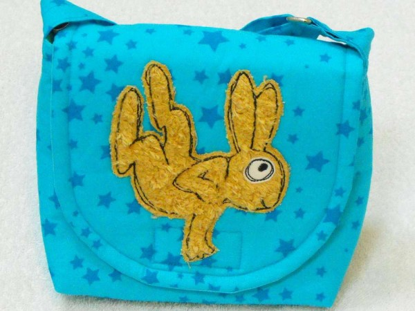 Kindergartentasche Hase
