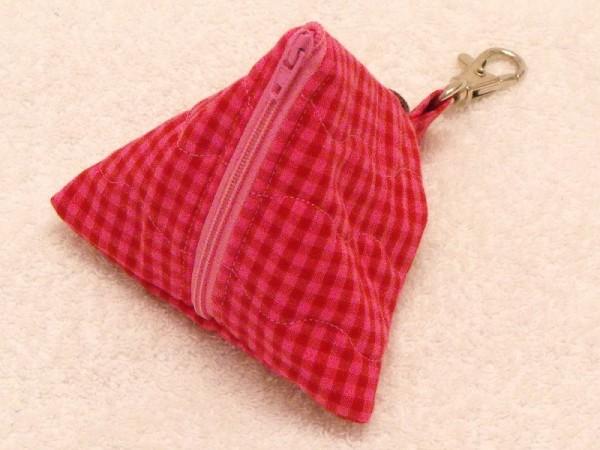 Mini-Tasche pink rot