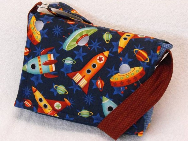 Kindergartentasche Space