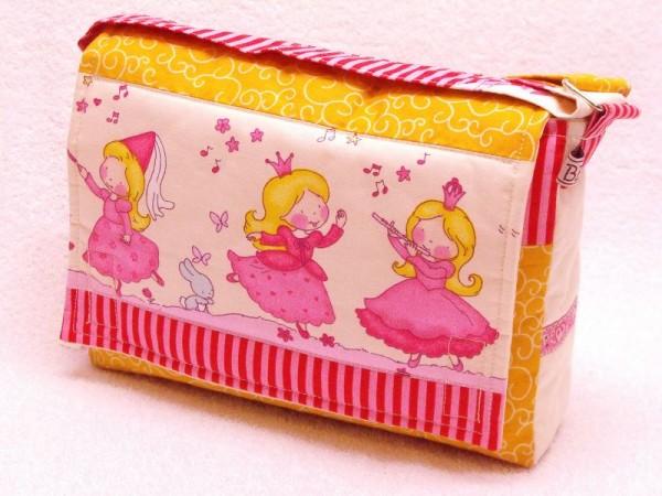 Kindergartentasche für Prinzessinnen